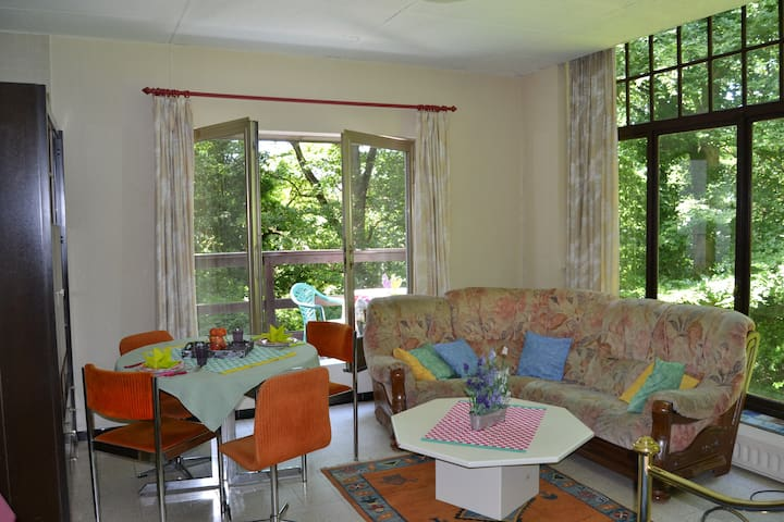studio Charleroi verdure - Charleroi - Apto. en complejo residencial
