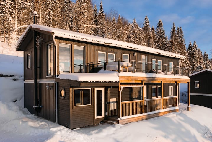 Nybyggt välutrustat hus i ÅRE - Åre - Dom