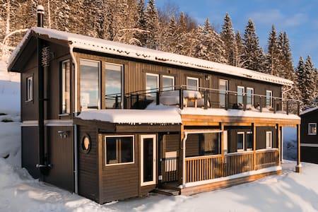 Välutrustat modernt hus i ÅRE