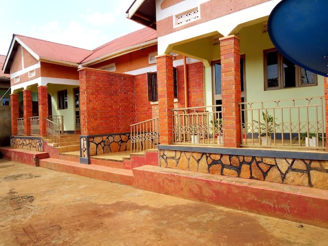 Masindi homestay. Home away from home