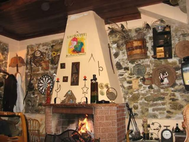 Aspromonte Park, Chalet for you in Calabria - San Lorenzo - Houten huisje