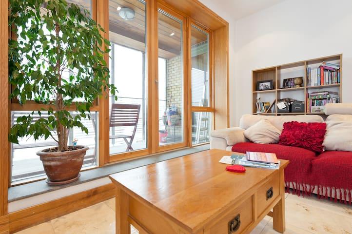 Great City Centre Apartment - North City Centre - Huoneisto