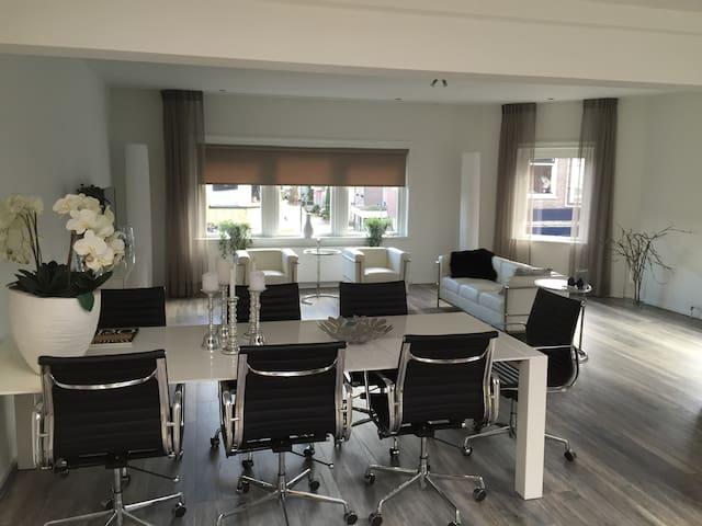 Zéér mooi luxe appartement  (nieuw) - Apeldoorn - Apartament