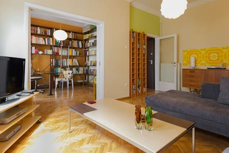 Colourful apt in the city centre - Thessaloníki - Wohnung