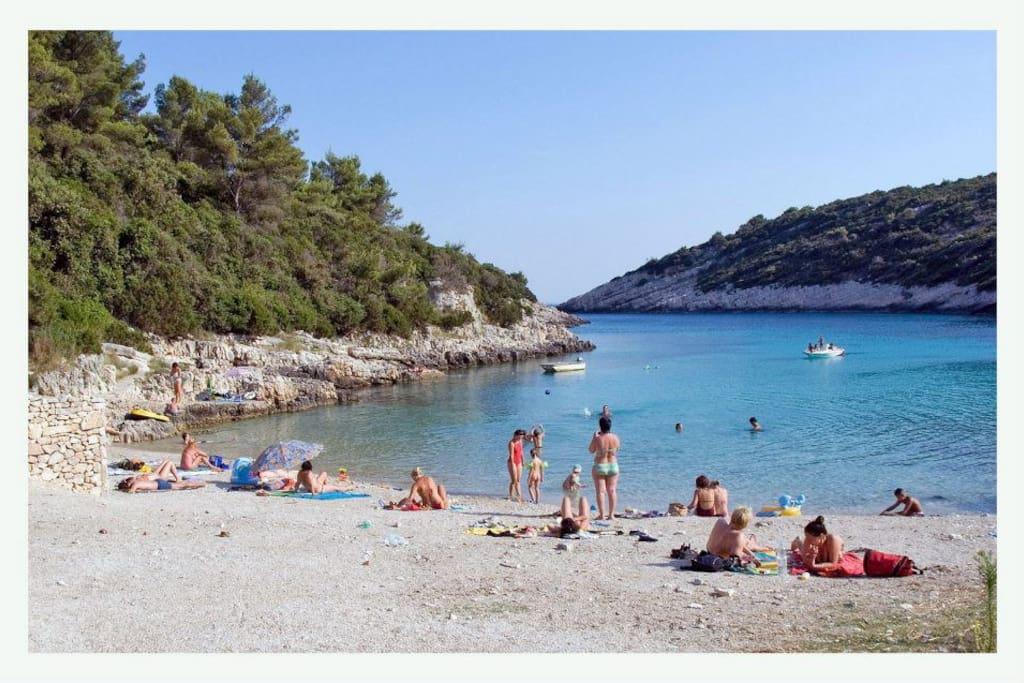 Žitna beach