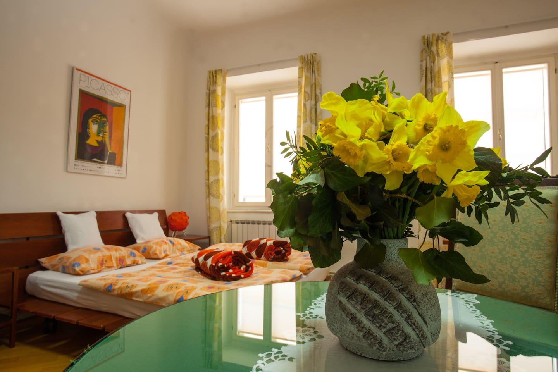 The Comfort one- bedroom ap 50m2