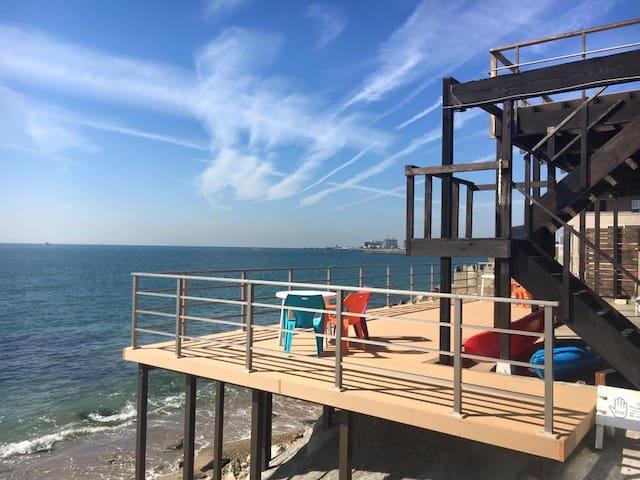 プライベートビーチ付き!最大20名宿泊可~イベントOK~