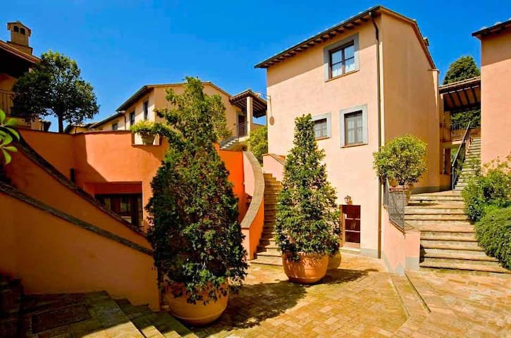 Week holiday in Tuscany - Celle Sul Rigo - Casa