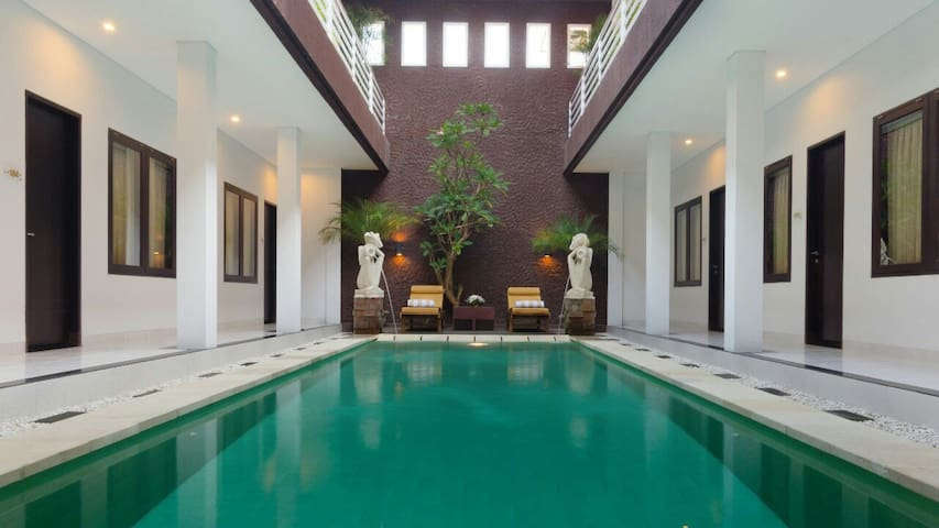 D'BALI RESIDENCE with pool view