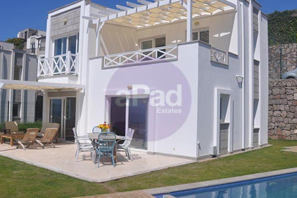 Nicely designed 3 bedroom villa