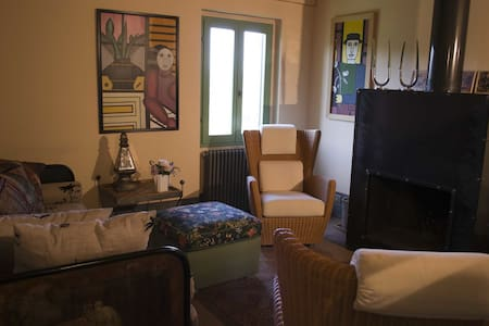 La casa della Penna - Suite con camino - Laterina