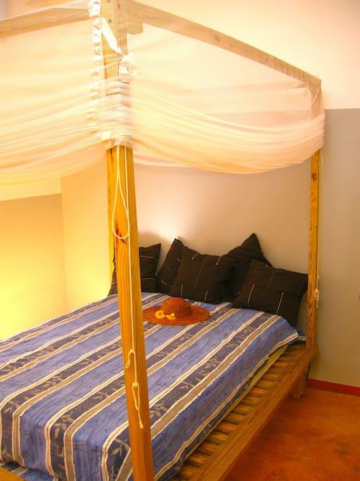 Camera da letto Studio Pequeno in Villa Las Palmas