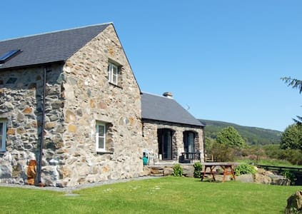 Rural holiday retreat in Aberfeldy - Hus