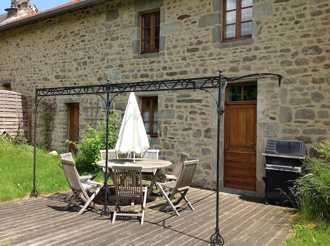 Gîte de la Lézardière - Saint-Hilaire-le-Château - Hus