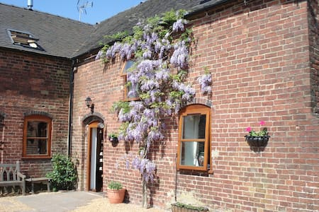 Highfields Farm B&B - Oak Room - Staffordshire - Bed & Breakfast