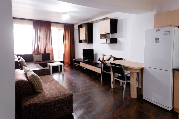 Apartment for rent in the center of mamaia