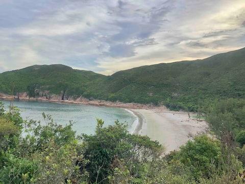 綠色生活,隱世沙灘  Green Life. Hidden Gem. Beach &Sunshine