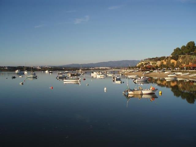 Alvor harbour