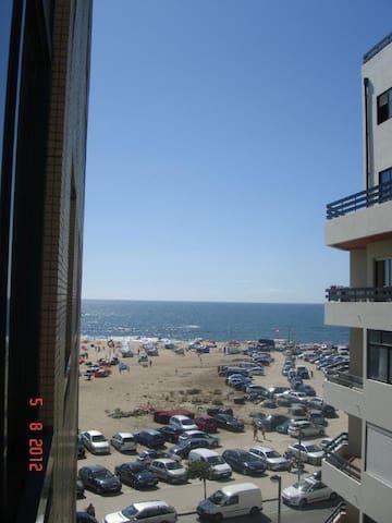 Beach Appt / Sea View Povoa