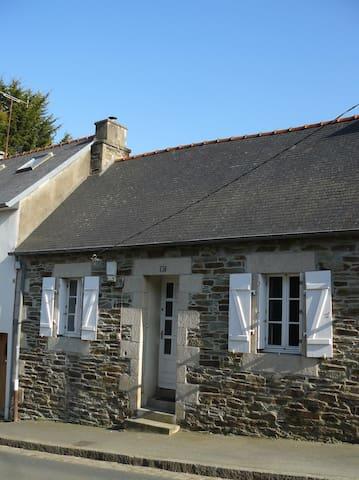 Maison typique en coeur de ville - Lannion