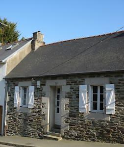 Maison typique en coeur de ville - Lannion - Casa