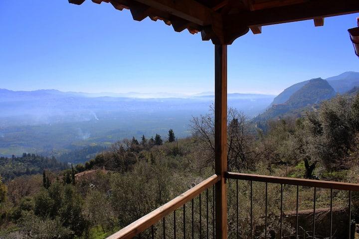 """Mystra Estates Villa """"The Vine"""""""