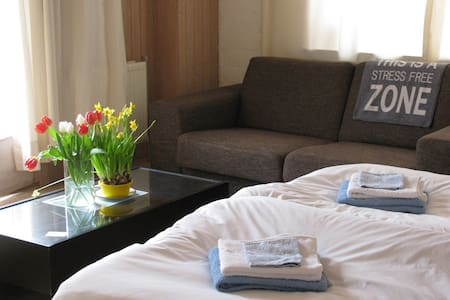 Deluxe Room with Private Bathroom  - Valthermond - Aamiaismajoitus