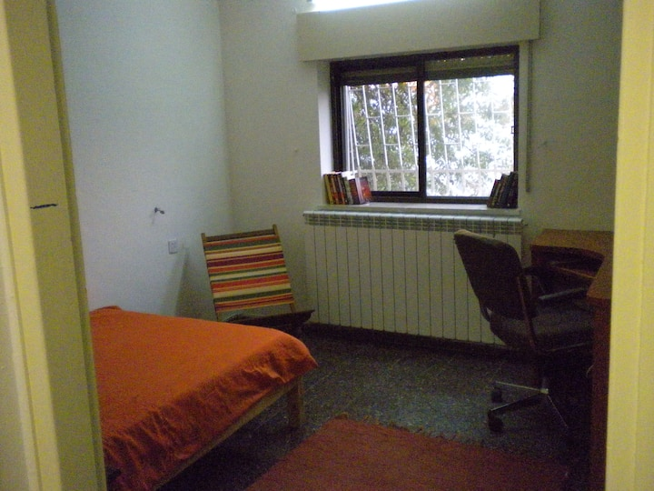 Great apartment in Ein Kerem