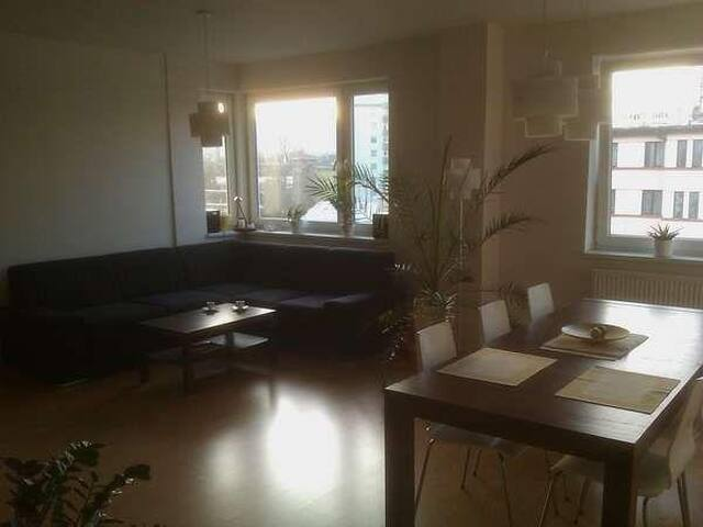 Free apartment from 8.4.-1.5. 2015  - Liberec - Pis