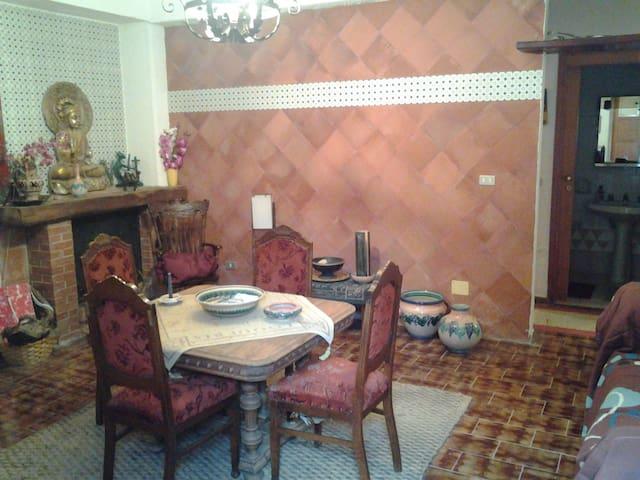 Villa Rampulla - Casa vacanze - Tusa - Casa