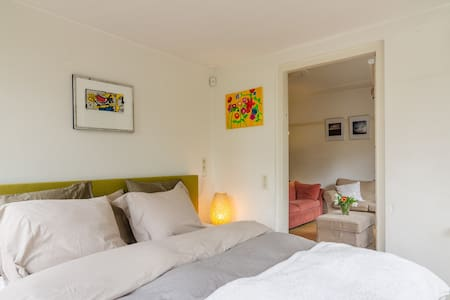 Bright rooms with comfortable bed - Zeist