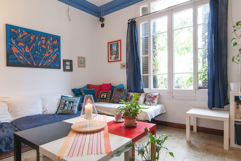 Eixample experience appartamenti in affitto a barcellona for Appartamenti barcellona affitto annuale