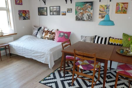 Sunny family apartment for you - Copenhaguen - Pis