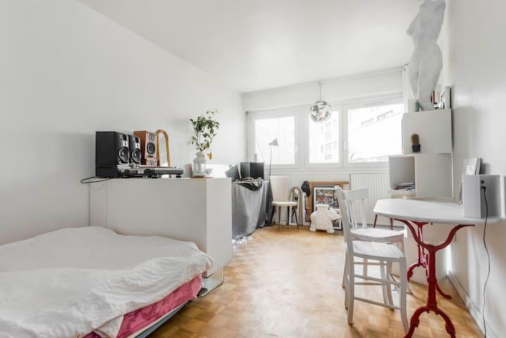 Cosy Appartement Entier dans Gambetta / PARIS XX