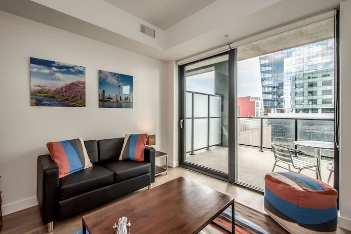 Corporate Stays | The Roy | Spacious 1BR