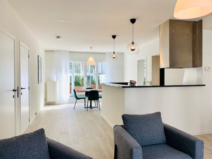 b2b: Luxury apartment in the heart of Ghent city.