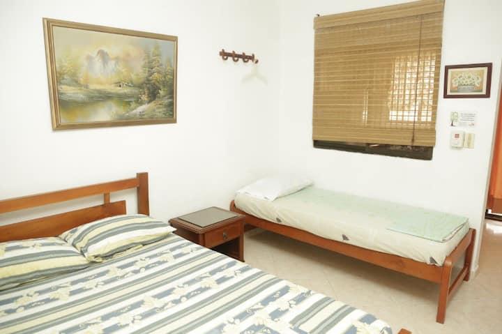 Casa de Playa Manecal - Cabaña #2
