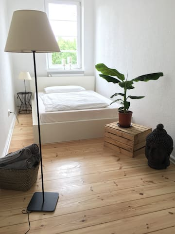 Cosy little Guestroom close to Treptower Park