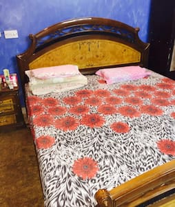 A/C Room wd Living Room,Kitchen & Washroom, DELHI - Apartment