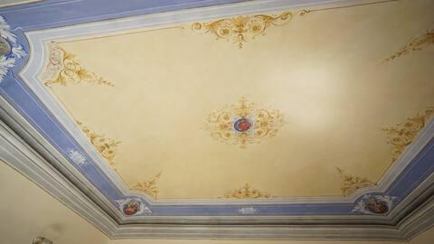 Vivaldi appartamento degli ospiti Palazzo Lagfield