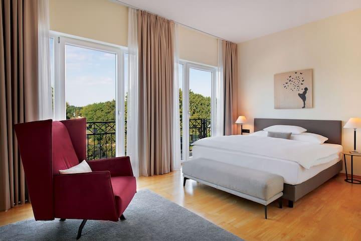 Hotel Villa Medici, (Bad Schönborn), Camera Superiore Doppelzimmer