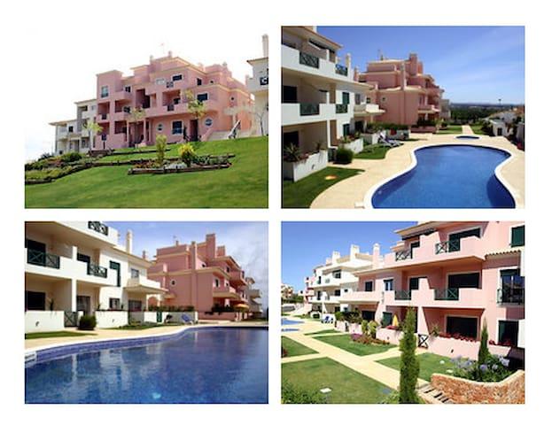 T2 para Férias no Algarve - Albufeira - Apartemen