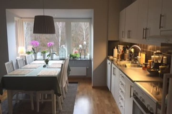 Fin 3 rummare nära Jönköpings city - Jönköping - Apartment