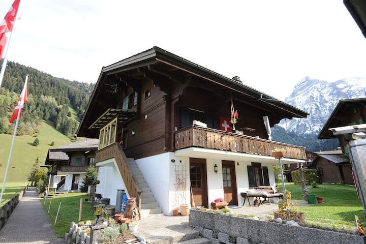 Stunning Apartment in Lenk im Simmental with Terrace