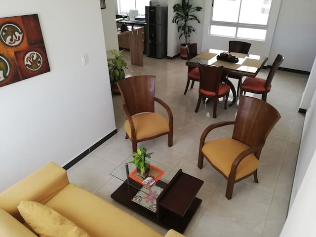 Comfortable Apartment Next to the Historic Center