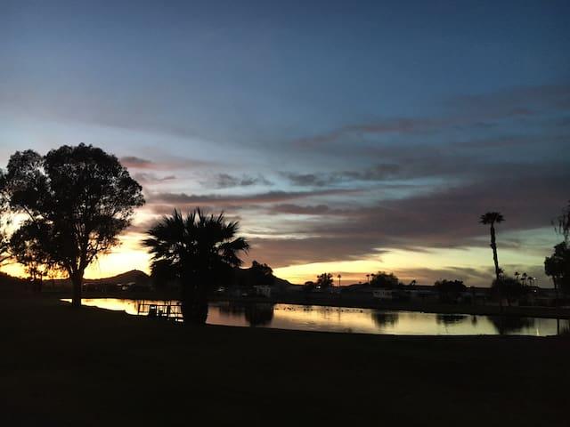 Golf Course Resort Casita
