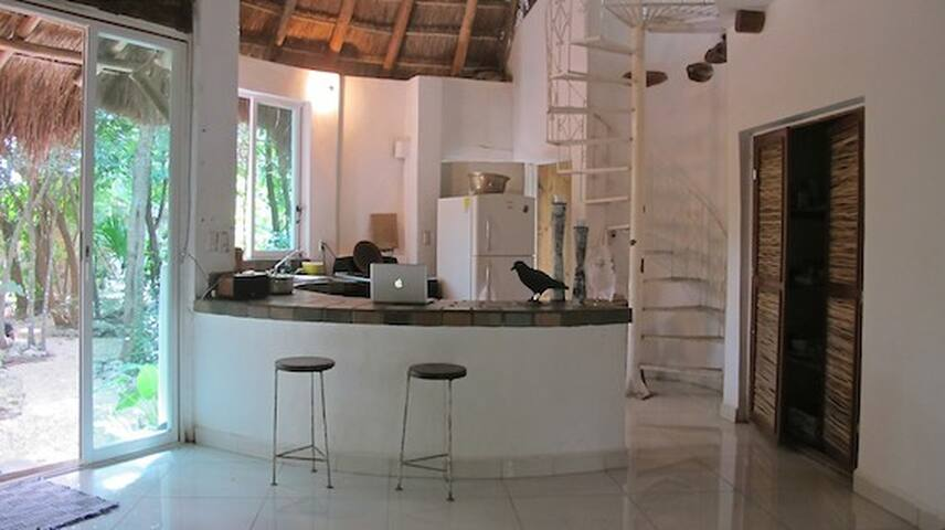 Casa Disco Movil - Tulum - Tulum - Villa