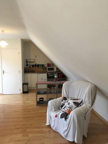 Appartement 4 pers, agréable et accueil chaleureux