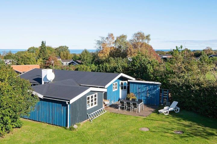 Vibrant Holiday Home in Jutland near the Sea
