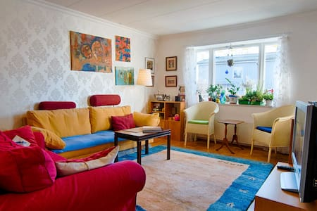 Stockholm - Childfriendly townhouse - 斯德哥爾摩